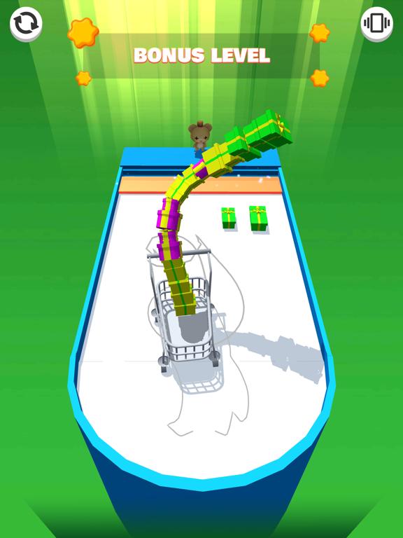 Gift Rush 3D screenshot 10