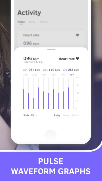 Pulse Monitor. Heart Beat Rate Screenshot