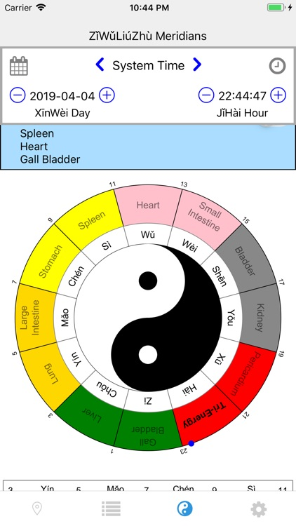 Chrono-Acupuncture screenshot-7