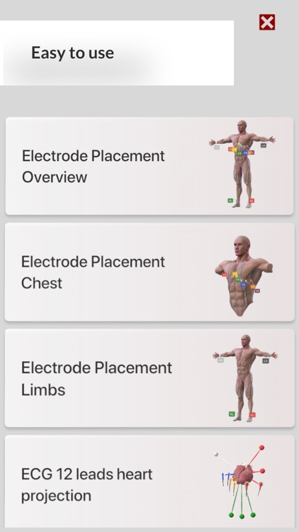 3D ECG Leads screenshot-0
