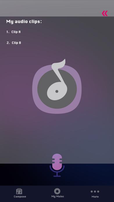 Humox - Music Maker screenshot 4