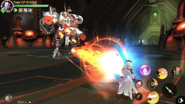 Eternal Sword M screenshot-0