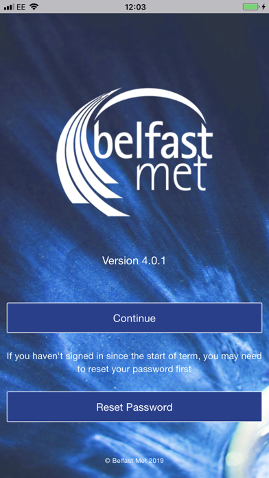 Belfast Met screenshot one