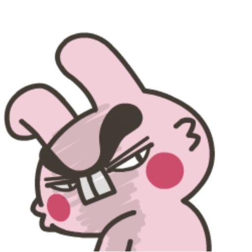 流氓浓眉兔