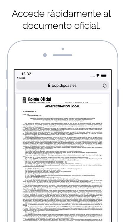 Infoboe screenshot-3