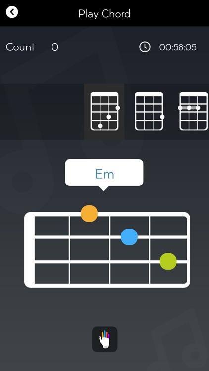 Tunefor Ukulele tuner & chords screenshot-9