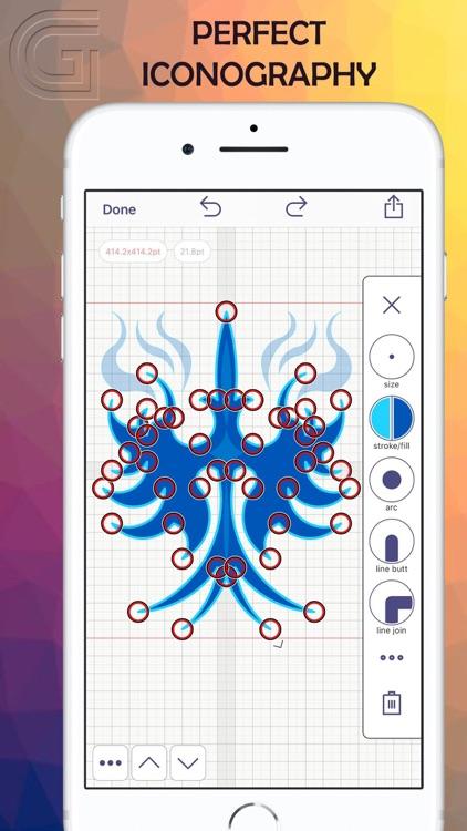 Grid Draw- Logo & Icon Creator screenshot-8