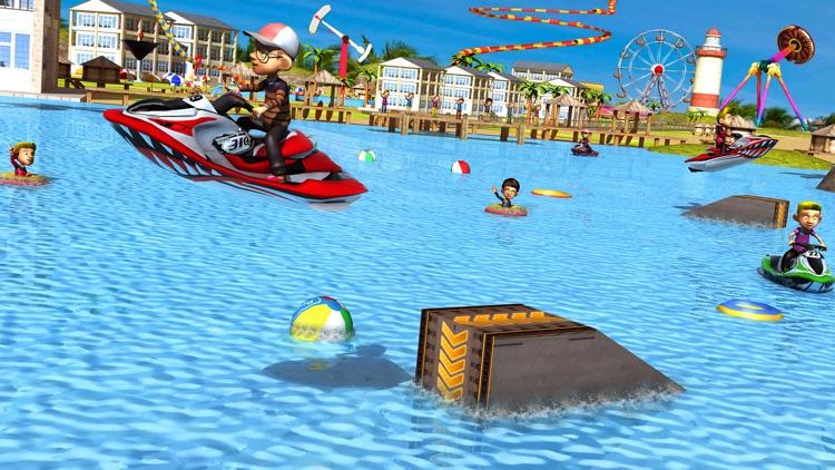 3D Aqua Amusement Recreation screenshot-4