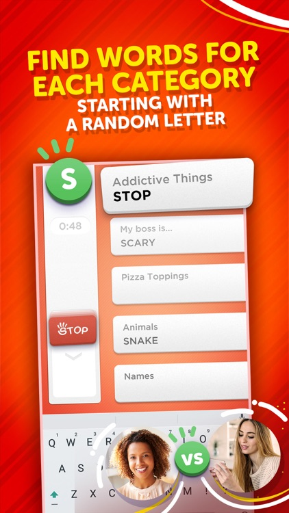 Stop - Categories Word Game screenshot-0