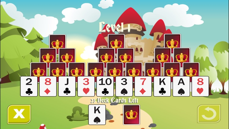 Royal Towers Solitaire