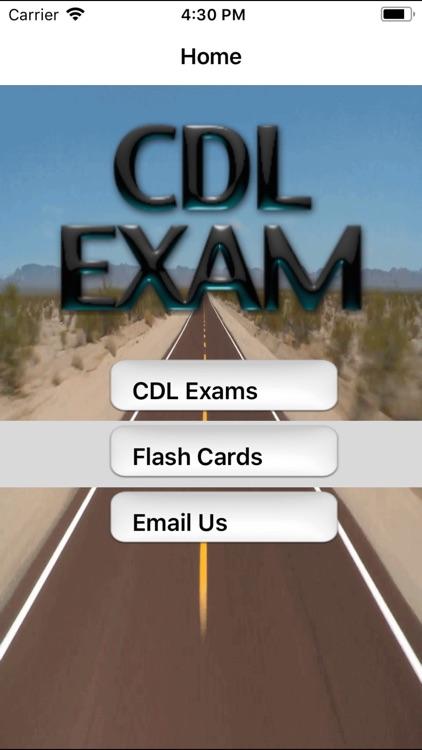 CDL Exam Buddy 2020 screenshot-0