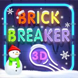 Brick Breaker 3D - Slide Balls
