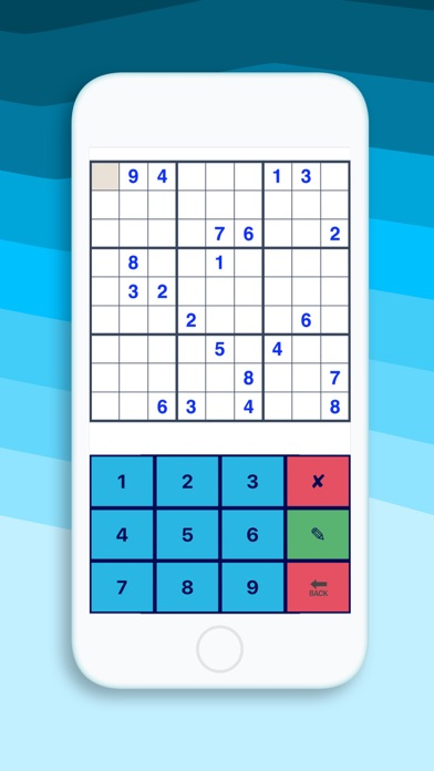 Today's Sudoku screenshot 6