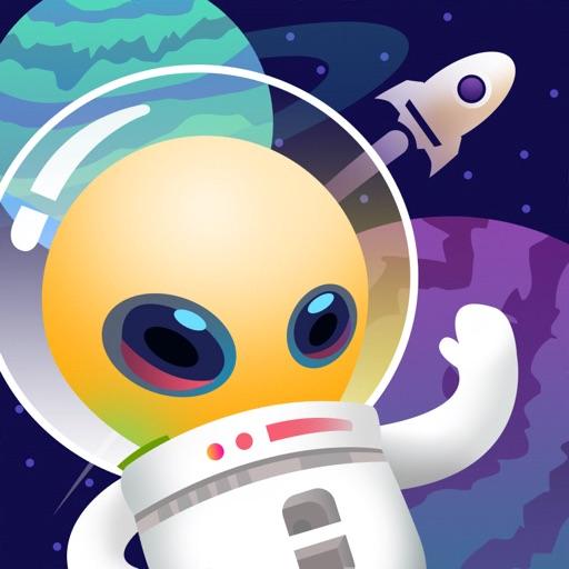 Кликер «Колонизаторы космоса»