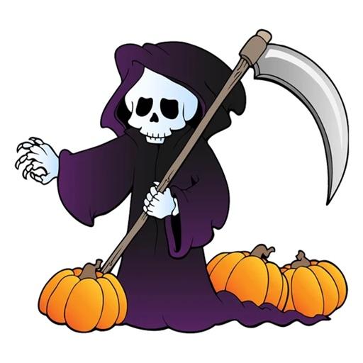 Grim Reaper Stickers