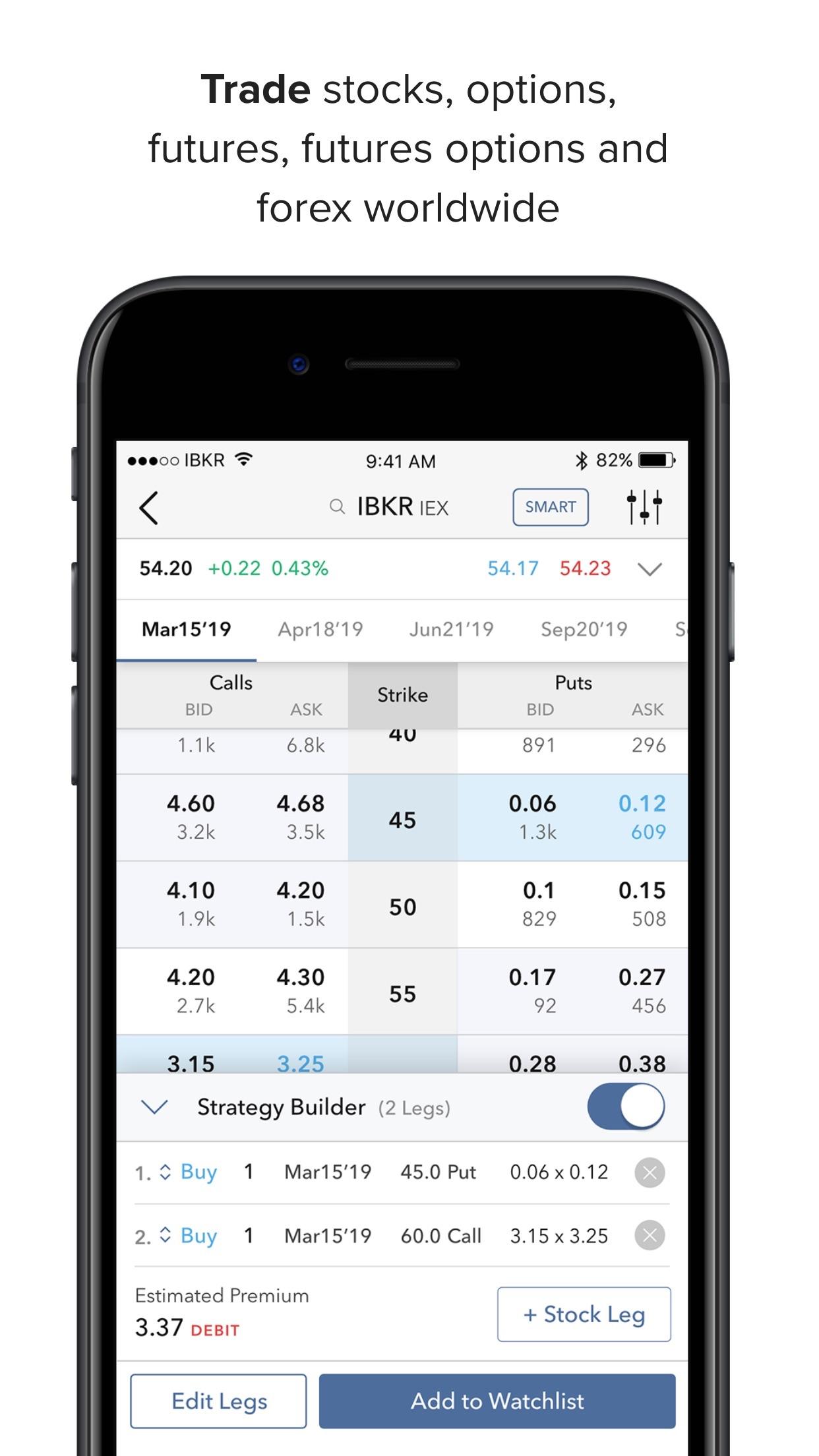 IBKR Mobile Screenshot