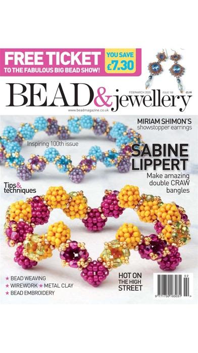 Bead Magazine screenshot two
