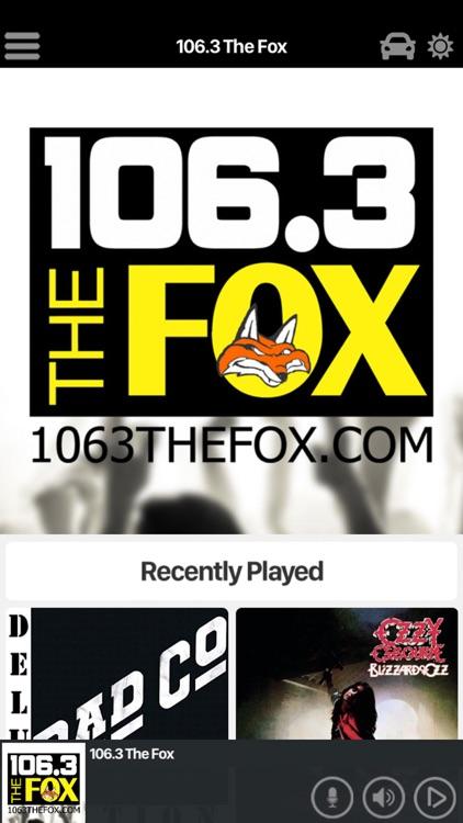 106.3 - The Fox screenshot-3