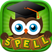 A+ Spelling Bee - Preschool Kids Spell Game App for English Words! icon