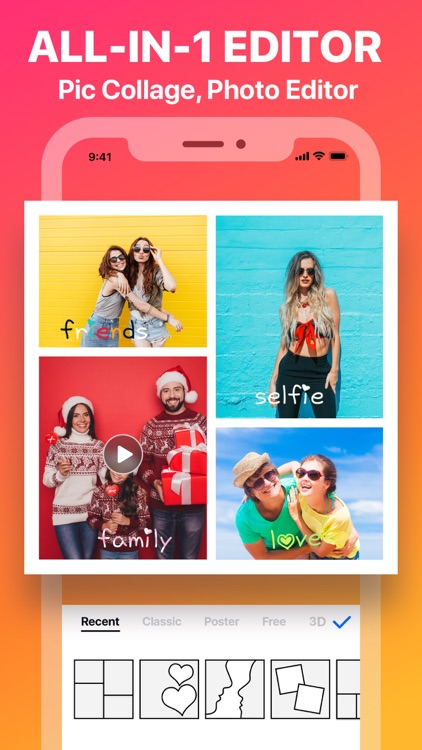 Collage Maker ◇ screenshot-0