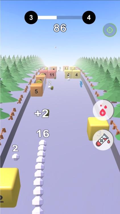 Snake VS Cube -Fun Endless Run screenshot-3