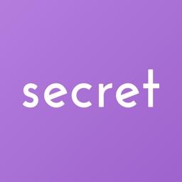 マッチングならSecret - 友達探し掲示板SNS