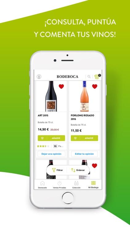 Bodeboca: tu App de vinos screenshot-4