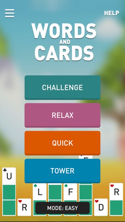 Words & Cards LITE screenshot-8