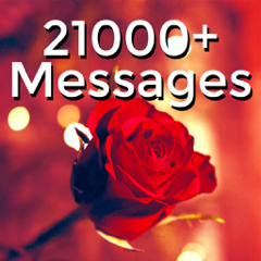21000+ SMS Messages & Wishes