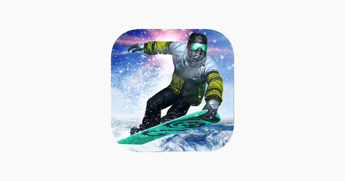 9b8f07ef60a  Snowboard Party  World Tour on the App Store