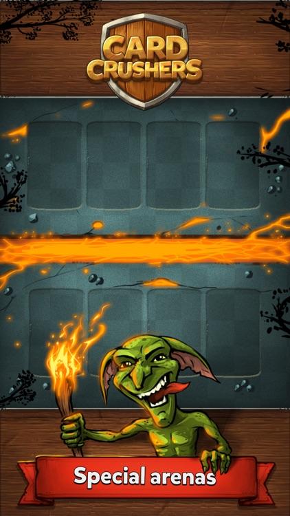 Card Crushers: Battle game TCG screenshot-4