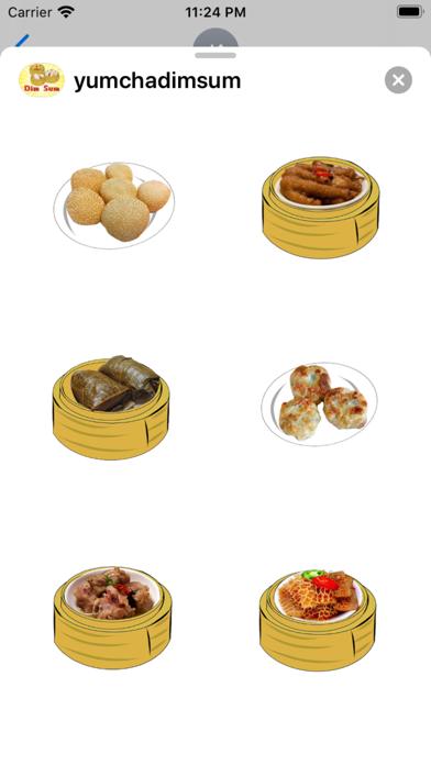 Chinese Yum Cha Dim Sum Screenshot