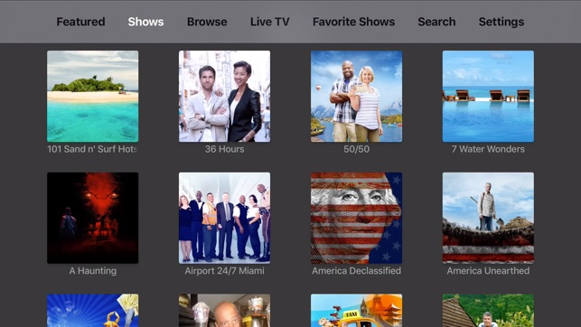 Travel Channel on the App Store