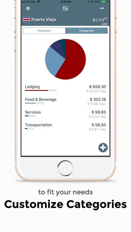 Gobo: Expense Tracker/Explorer screenshot-4