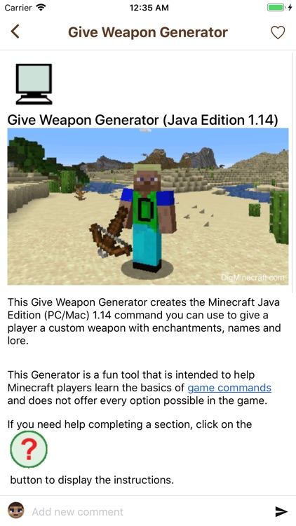 Wiki Discussion for Minecraft screenshot-4