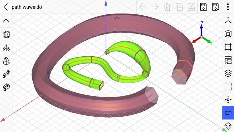 CAD 3D Modeling - Wuweido screenshot-6
