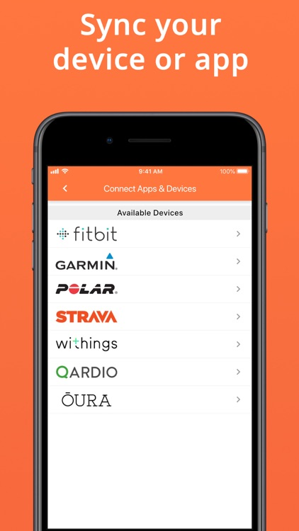 Cron-o-Meter Nutrition Tracker screenshot-7