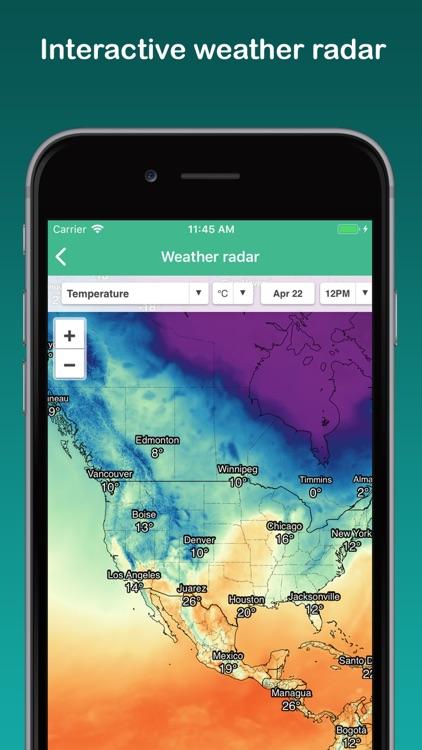 Weather: Weather Widget screenshot-8