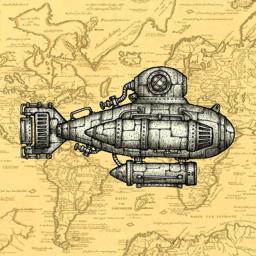 Ícone do app Earth Atlantis