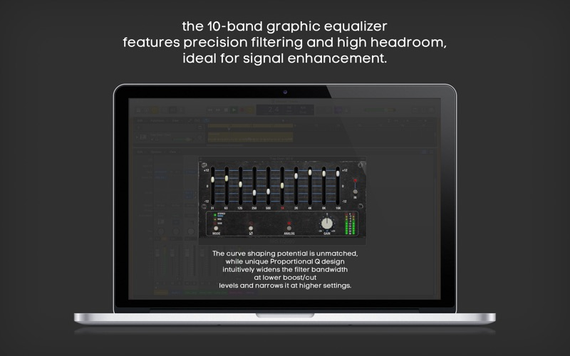EQ560 for Mac