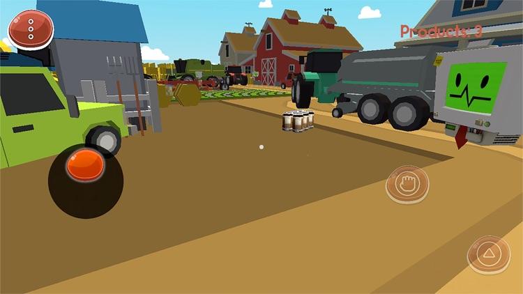 FARMING JOB SIMULATOR 2019 screenshot-5