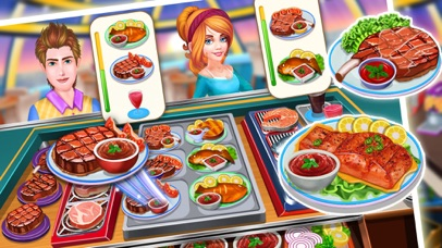 Cooking Lover Tycoon