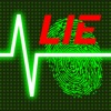 Lie Detector Fingerprint Touch iphone and android app