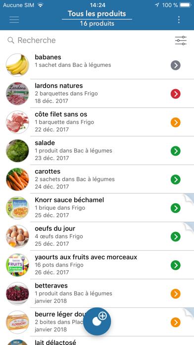 Screenshot for Haltbar Bis+ in Germany App Store