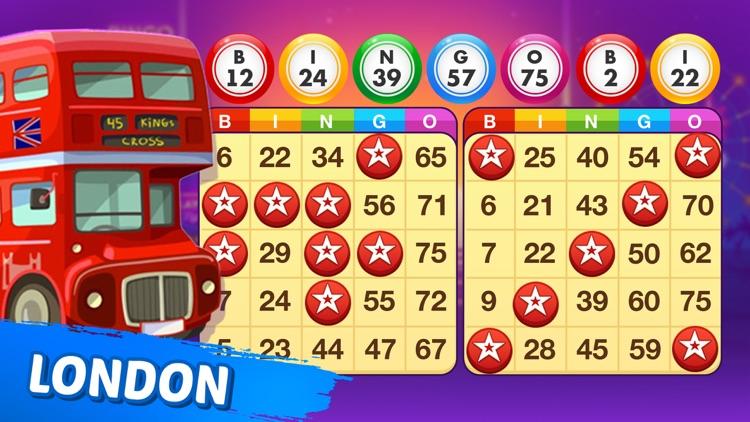 Bingo Star - Bingo Games screenshot-4