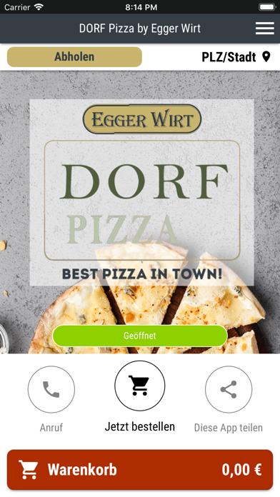 Dorf Pizza DorfgasteinScreenshot von 1