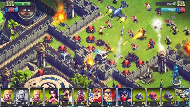 Crime Coast: Mafia Syndicate screenshot-4