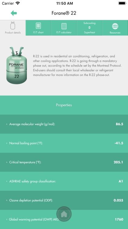 Forane® Refrigerants Tool Belt