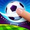 App Icon for Flick Soccer 20 App in Bulgaria IOS App Store