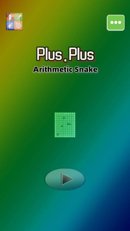 Plus.Plus - Arithmetic Snake